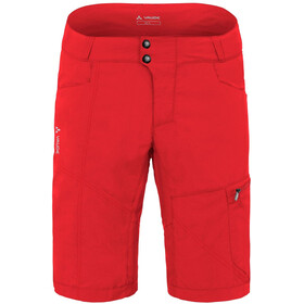 VAUDE Tamaro Short Homme, mars red